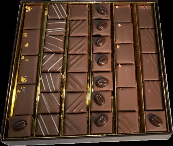 Ballotin chocolat au lait